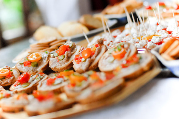 Private Event Catering in Sleaford, Lincolnshire